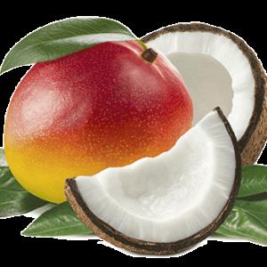 Mango-Kokos